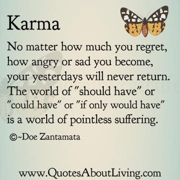 karma-yesterdays