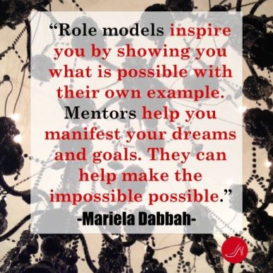 Role-model-inspirational-quote-by-Mariela-Dabbah