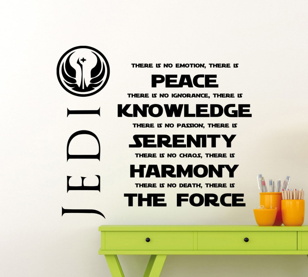 Star-Wars-Vinyl-Quotes-Ablout-Jedi-Code-Master-Yoda-Art-Wall-Sticker-Home-Bedroom-Living-Room